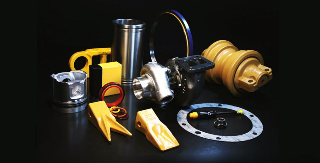 Heavy Equipment Parts Mexico