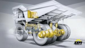 Refacciones para Yucle, Camion minero en Mexico