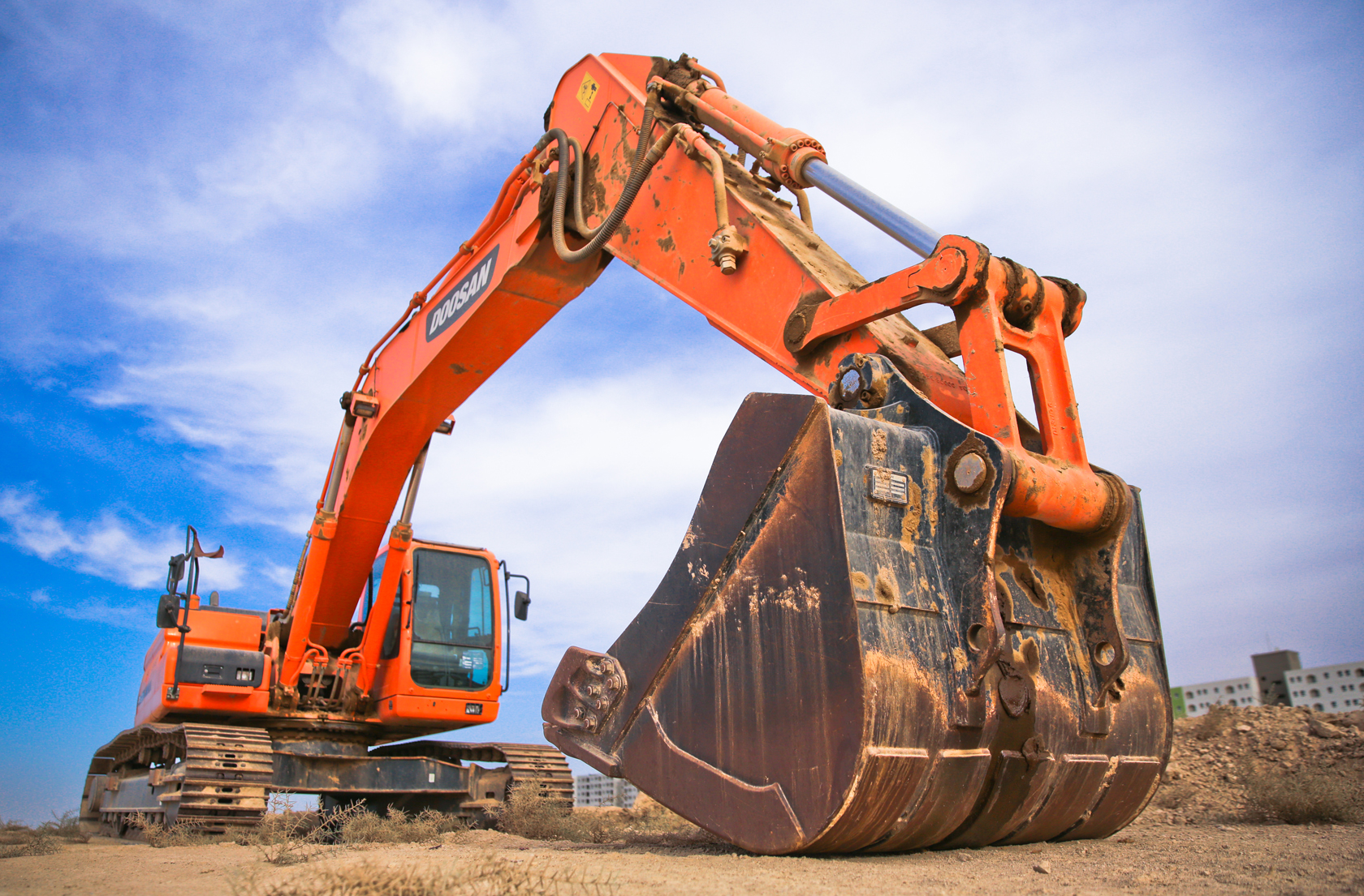Excavadoras refacciones Sonora