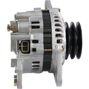 Generador para maquinaria pesada