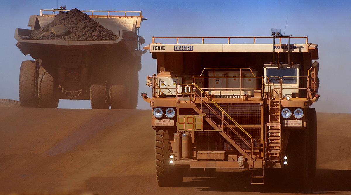 Refacciones para maquinaria pesada